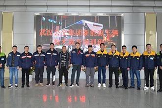 武汉公交与国唐汽车联合开展新能源车辆技术提升培训