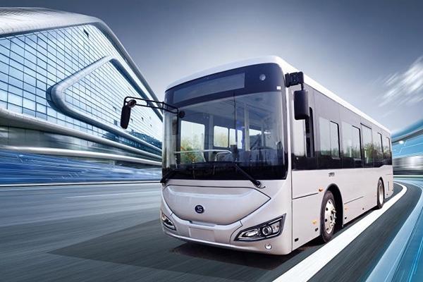 12米纯电动城市客车